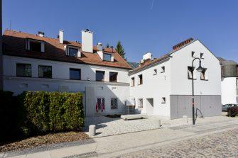 Przebudowa siedziby Centralnego Muzeum Jeńców Wojennych w Opolu przy ul. Minorytów 3