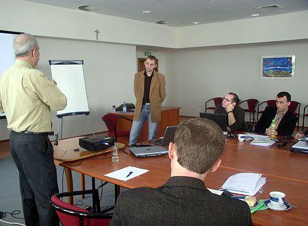 Cykl szkoleń i warsztatów