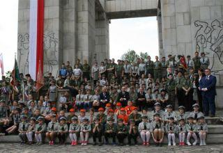 Śląsk uczcił bohaterów powstań śląskich