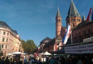 Międzynarodowy Festiwal Wielokulturowości w Moguncji