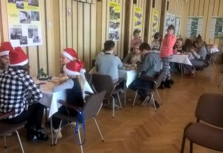 Mikołaj w Łosiowie