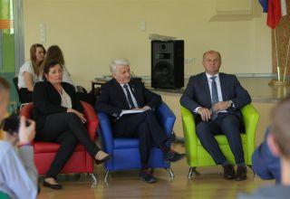 Młodzież z Wołczyna dyskutowała o samorządzie