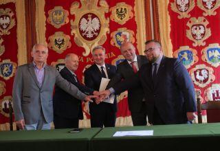 Brzeg z podpisaną umową niskoemisyjną