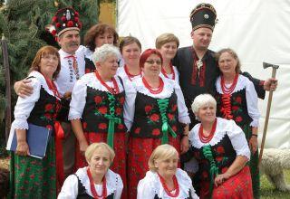 Po góralsku w Skoroszycach