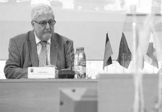 Zmarł Joachim Mertes, przyjaciel naszego regionu