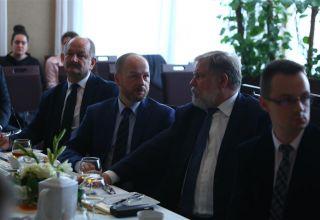 Z samorządowcami o regionie i funduszach