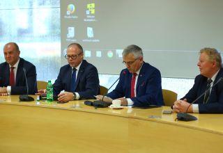 Sejmowa Komisja Samorządu Terytorialnego i Polityki Regionalnej w Opolu