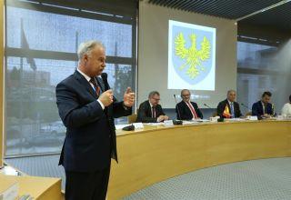 Konwent przewodniczących sejmików na Opolszczyźnie