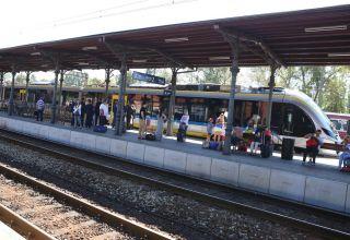 Więcej pociągów na torach