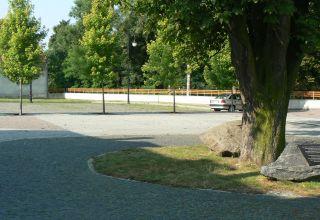 Zagospodarowanie Placu Targowego w Leśnicy