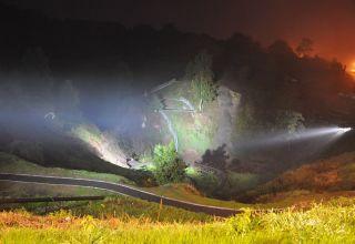 Zmniejszenie presji ruchu turystycznego na obszary chronione w tym Natura 2000 na Górze Św. Anny-zagospodarowanie rezerwatu geologicznego