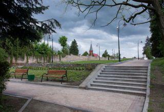 Rewitalizacja terenu rekreacyjno-wypoczynkowego SOLARIUM w Otmuchowie