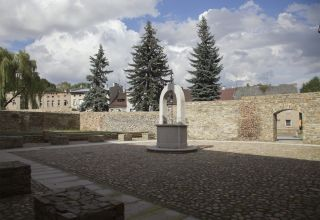 Rewitalizacja otoczenia muru miejskiego oraz dziedzińca dawnego Wójtostwa w Głuchołazach