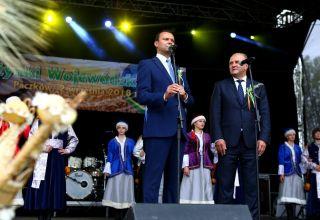 Paczków gospodarzemDożynek Wojewódzkich 2018
