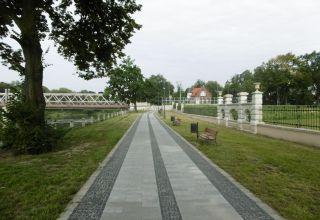 Przebudowa ul. Nadbrzeżnej w Brzegu
