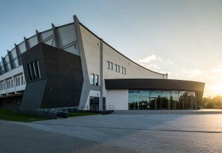 Budowa hali widowiskowo-sportowej w Nysie