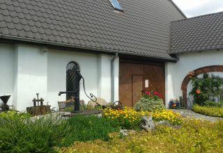 """Muzeum wiejskie """"Farska Stodoła"""" w Biedrzychowicach"""