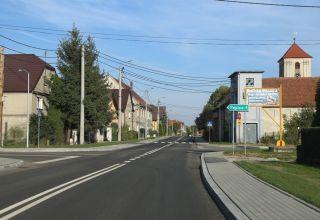 W Przylesiu zakończył się remont drogi wojewódzkiej