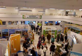 Prezentacja regionu w Koblencji