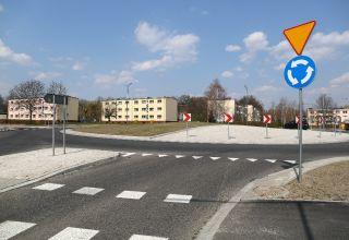 Największe w gminie rondo oficjalnie oddane