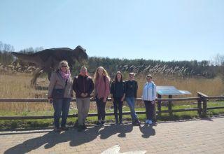 Laureaci konkursu wiedzy o Polsce odwiedzili Krasiejów