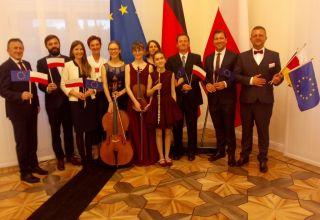 Koncerty europejskie