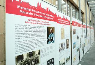 Wystawa o Józefie Piłsudskim