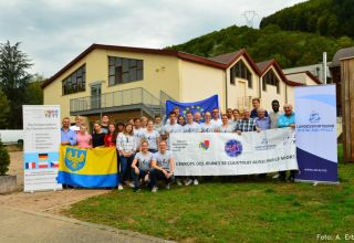Europejskie Forum Młodzieży w Villé