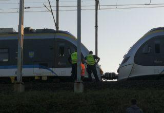 UWAGA WYPADEK ! - EDIT: Utrudnienia w ruchu pociągów na trasie Wrocław – Opole usunięte