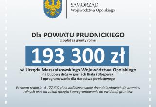 4 miliony złotych na drogi rolne