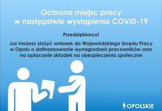 Ochrona miejsc pracy w następstwie wystąpienia COVID-19