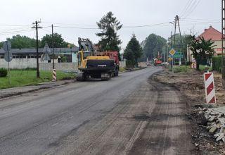 Wielki plac budowy na drogach północy regionu
