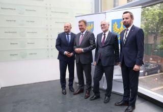 Thomas Oppermann odwiedził Opole