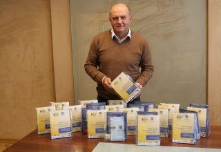 12 tysięcy zestawów ochrony domowej